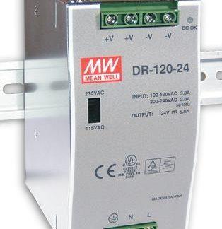 DR-120-24 Блок питания
