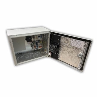 Термошкаф «Амадон» ТША120-ПО-38.30.21-60-УХЛ1-И.1И1 с преобразователем RS-422/485 в Ethernet