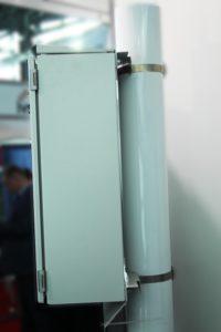 Крепление на термошкаф КМА1