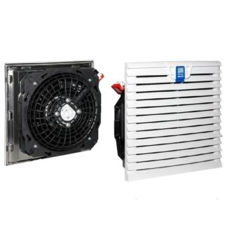 3240600 — Фильтрующий вентилятор Rittal SK ЭМС, 180 м3/ч, IP54