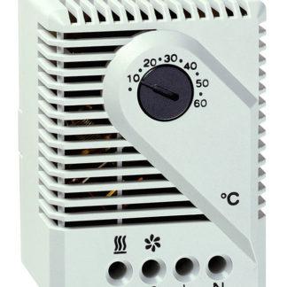 01170.0-02 — Термостат с переключающимся контактом STEGO FZK 011, ( CO -20°C..+35°C ), 01170002