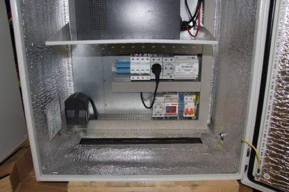 Термошкаф «Амадон» ТША112-60.120.40-400-УХЛ1-исп.1 для системы видеонаблюдения пешеходного перехода