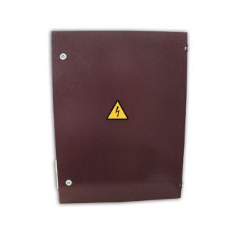 Термошкаф «Амадон» ТША122-60.60.21-120-У1-21112017-RAL3009 с блоком питания