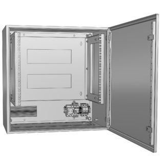 Термошкаф «Амадон» ТША210-60.60-6U.40-150-У1