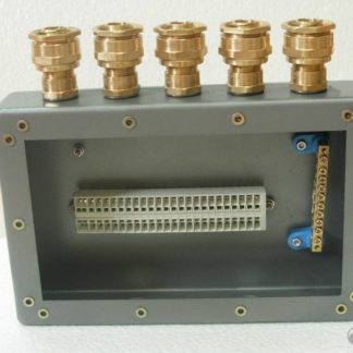 Коробка взрывозащищенная АКВ-01НС.280х180х62.Х3.48