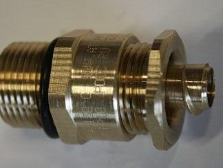 АВКВ.6.Л.18.М20.3-9.МР10 Ввод кабельный взрывозащищенный ExeIIU под металлорукав