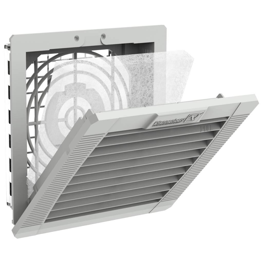 Вентиляционные решётки и фильтры