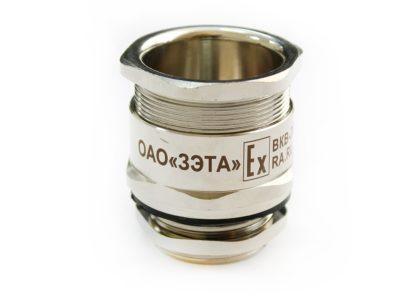 ВКВ-ЛР-20 (Dк=7-14мм) Ввод кабельный взрывозащищенный для небронированного кабеля ВКВ