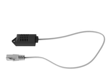Датчик температуры и влажности в пластмассовом корпусе Д1П15-R45