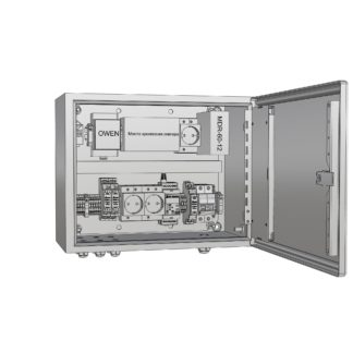 Термошкаф «Амадон» ТША120-ПД-38.30.21-60-УХЛ1-И1 для передачи данных по RS-485