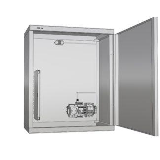 Термошкаф «Амадон»  пластиковый ТША520-34.40.21-80-У1
