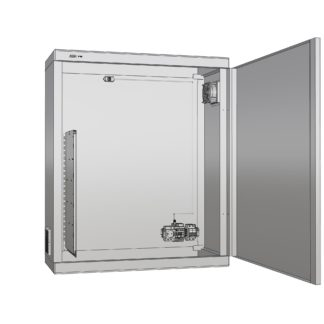 Термошкаф «Амадон» пластиковый ТША522П-84.101.36-540-У1