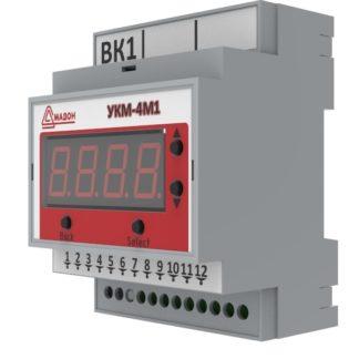 Устройство контроля микроклимата УКМ-4М1