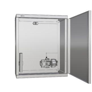 Термошкаф «Амадон» пластиковый ТША510П-46.55.26-150-У1