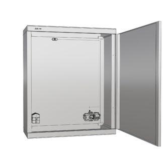 Термошкаф «Амадон» пластиковый ТША510П-59.86.36-300-У1