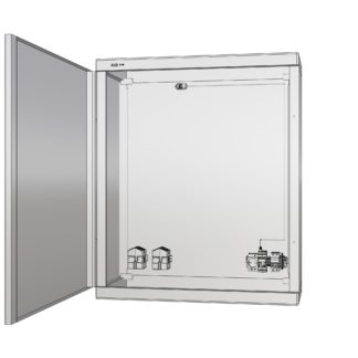 Термошкаф «Амадон» пластиковый ТША510П-84.101.36-500-У1
