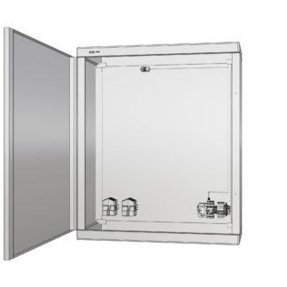 Термошкаф «Амадон» пластиковый ТША510П-81.122.30-500-У1