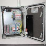 Термошкаф для систем видеонаблюдения ТША520