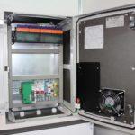 Термошкаф для систем видеонаблюдения ТША522 с ИБП