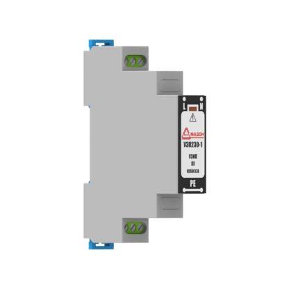 УЗП230-1 — Устройство защиты линии питания напряжением 230В переменного тока, III класса