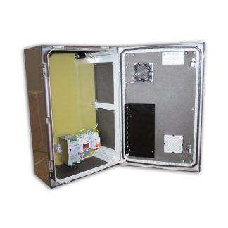 Термошкаф «Амадон» радиопроницаемый ТША521-РП-2011-RAL8019