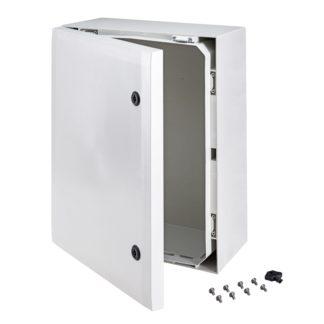 Корпус пластиковый ARCA 806030 No MP без монтажной панели