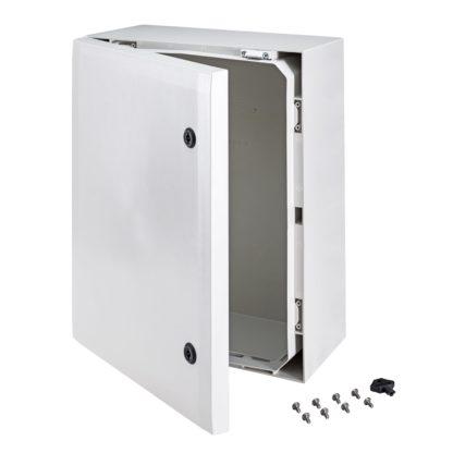 Корпус пластиковый ARCA 504021 No MP без монтажной панели