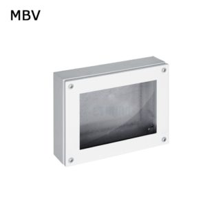 Коробка из листовой стали MBV 40.60.12