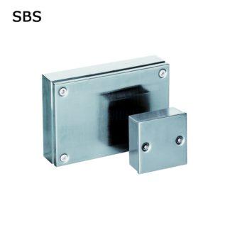Коробка из нержавеющей стали SBS 30.40.12