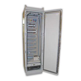 Шкаф ТШУ согл. Г.2.0000.0003-И-ДНП / ГТП-27.000-ЭОТ2.ОЛ1 для размещения аппаратуры управления
