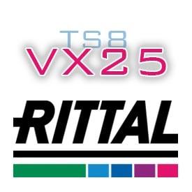 Шкафы Rittal ts8 - замена на VX25