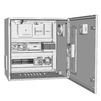 Термошкаф «Амадон» ТША122-АТП-60.60.40-240