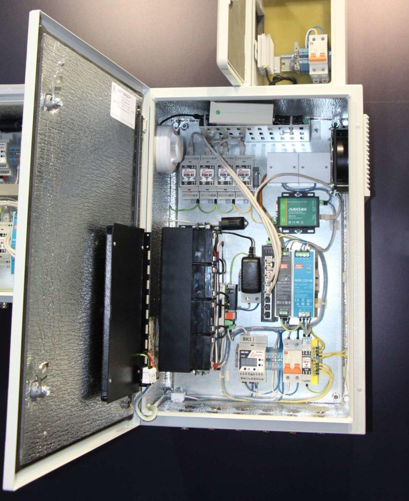 Термошкаф ТША122-ПСУ-1.9.5