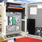Термошкаф для видеонаблюдения ТША522-ВЦ-4.1.3-LA4