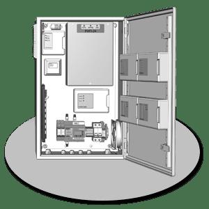 Термошкафы для систем ОПС и СКУД