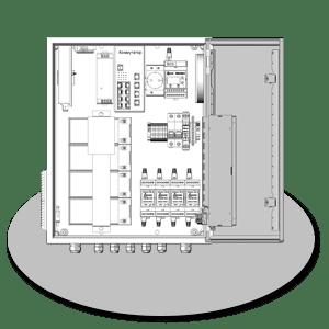 Термошкафы для систем видеонаблюдения