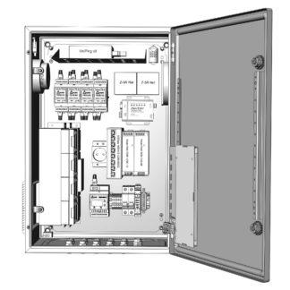 Термошкаф ТША122-ОСВ713 для системы «Периметр-ОСВ»