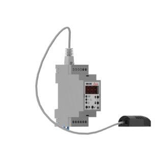 УКМ-2М2 — Устройство контроля микроклимата (2 канала, 12-24 DC)