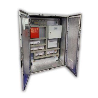 Термошкаф ТША114-АПТ-160.120.50-800-У1 с оборудованием системы «Болид» (Bolid)