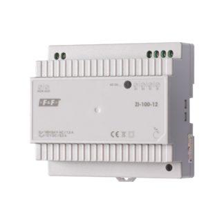 Блок питания F&F (ФиФ) ZI-100-12, 100 Вт, 12 В