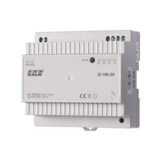 Блок питания F&F (ФиФ) ZI-100-24, 100 Вт, 24 В