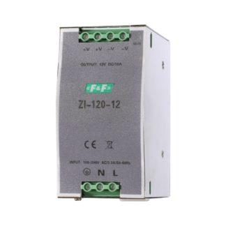 Блок питания F&F (ФиФ) ZI-120-12, 120 Вт, 12 В