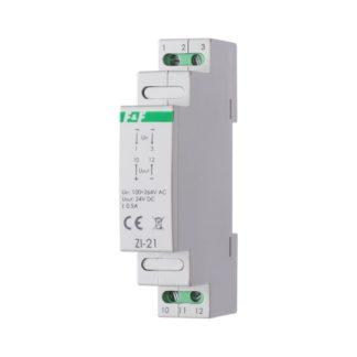 Блок питания F&F (ФиФ) ZI-21, 12 Вт, 24 В