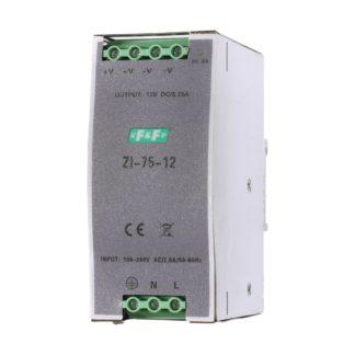 Блок питания F&F (ФиФ) ZI-75-12, 75 Вт, 12 В