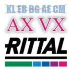 Rittal KL EB BG AE CM замена на AX VX