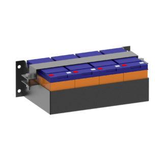 Полка для аккумуляторных батарей КАБ-1207-9-4