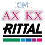Rittal CM замена на AX KX