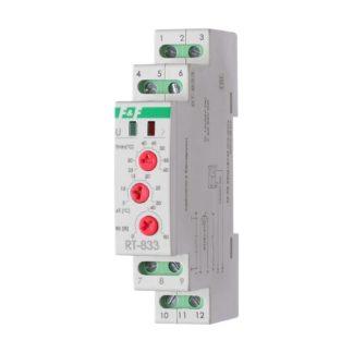 EA07.001.012 — Регулятор скорости вращения вентилятора RT-833 F&F (ФиФ)