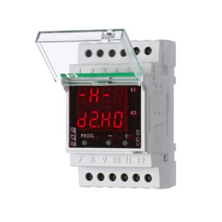 EA07.001.015 — Цифровой регулятор температуры CRT-02, -50°C..+150°C