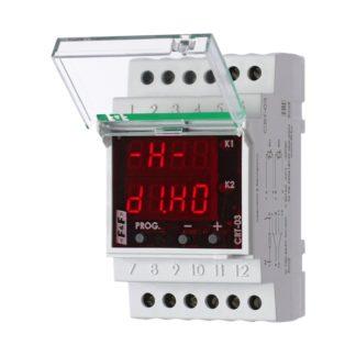 EA07.001.016 — Цифровой регулятор температуры CRT-03, -10°C..+250°C